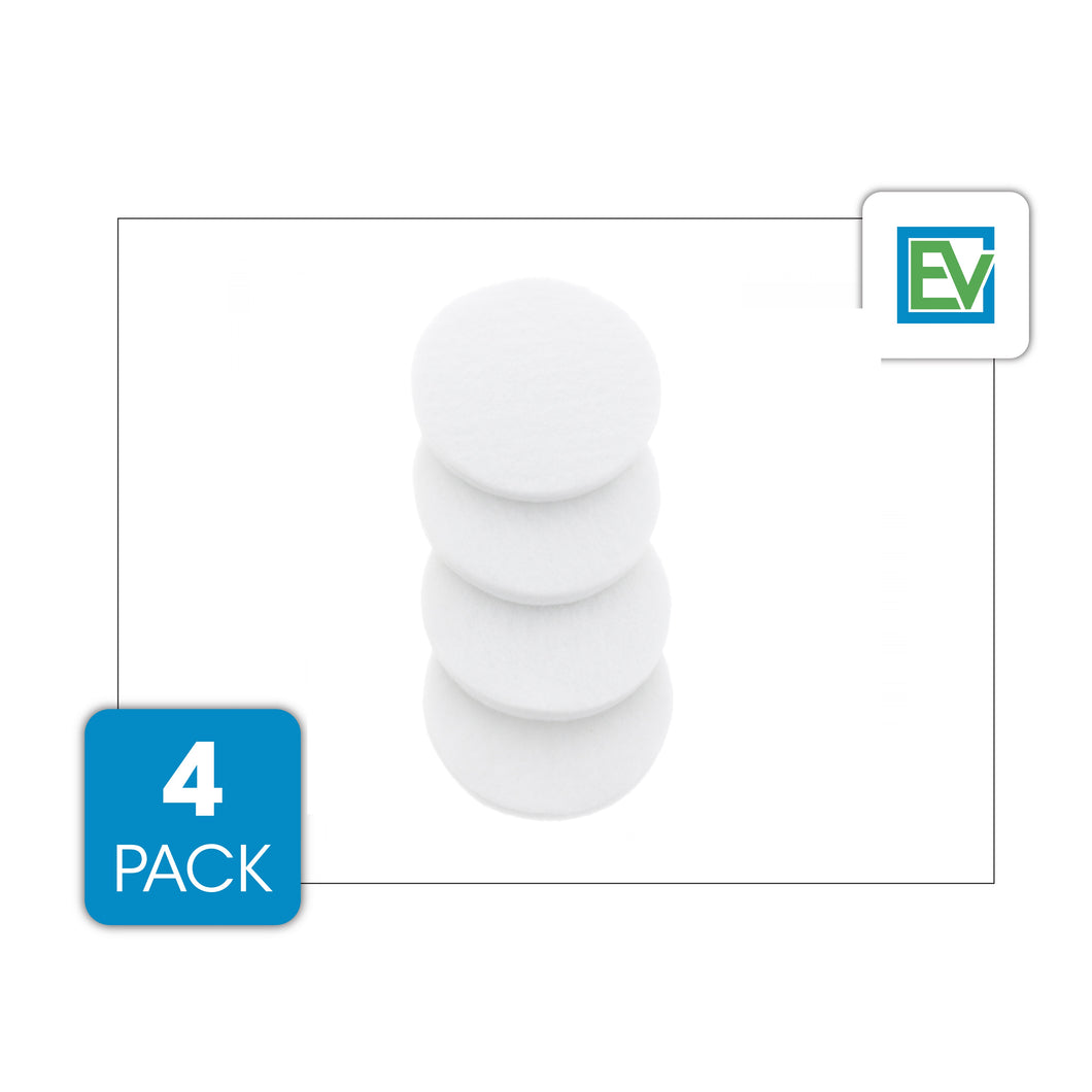 4 PACK Replacement Coffee Filters For The Toddy Cold Brew System / Toddy Maker By Essential Values