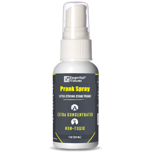 Essential Value Prank Spray Extra Strong ( 1 fl oz) - Non-Toxic Extra Concentrated Formula - Perfect Gag Gift for All | Prank Friends, Family, & Others if You Dare