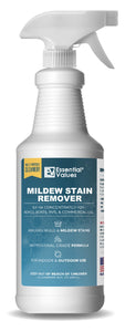 2-Pack Mildew Stain Remover, Mold Stain Remover | Made in USA - Safe for Indoor & Outdoors