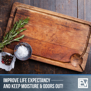 Essential Values (2 Pack) Cutting Board & Butcher Block Mineral Oil (8 fl oz)