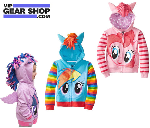 Childrens Stylish Hooded Jacket