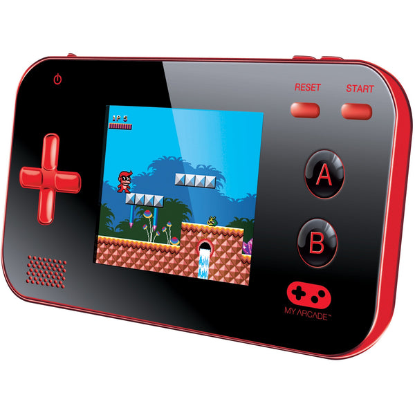 DreamGear My Arcade Portable w/220 Games Red/Black