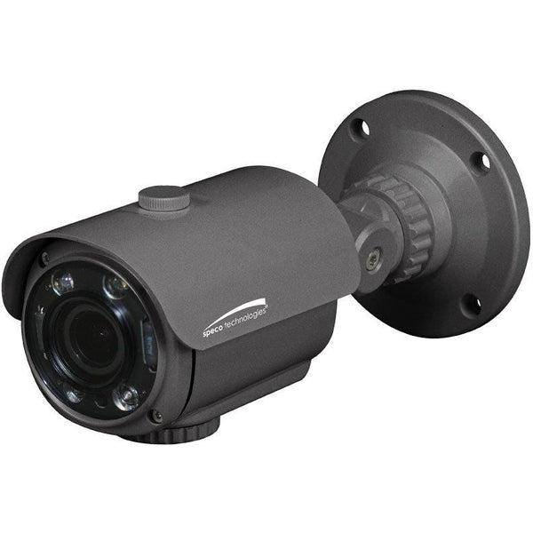 SPECO 4MP FIT Bullet IP Camera Grey
