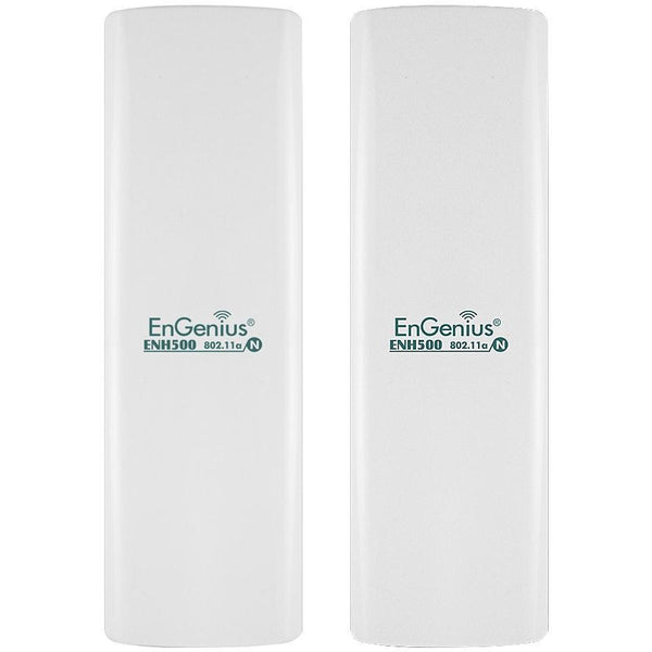 EnGenius (2) ENH500 WIFI Bundle Kit