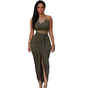 Hot Two Piece Club Set (multiple colors)