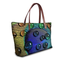 Colorful 3D Tote Bags - Multiple Styles