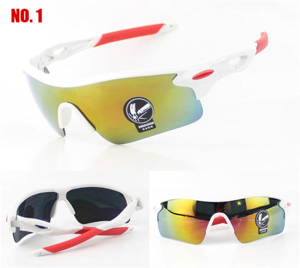 FREE Sunglasses UV400 Shatter Proof Lenses - Multiple Colors To Choose
