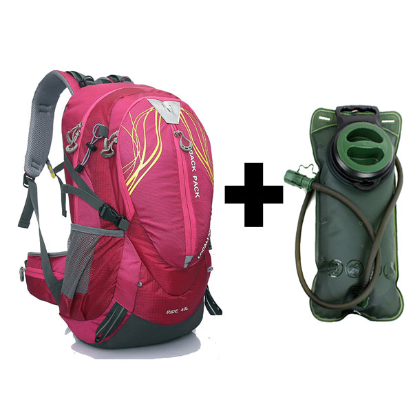 LOCAL LION 2.0L Hydration Backpack (with or without water bladder)