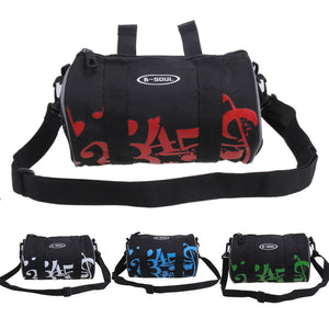 B-Soul Bicycle Front Handlebar Basket / Sport Bag