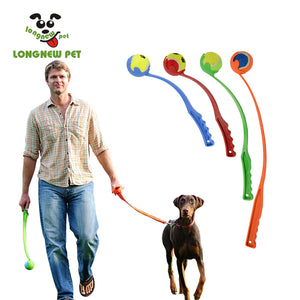 Dog Tennis Ball Launcher - Playing Ball 2.5 inch