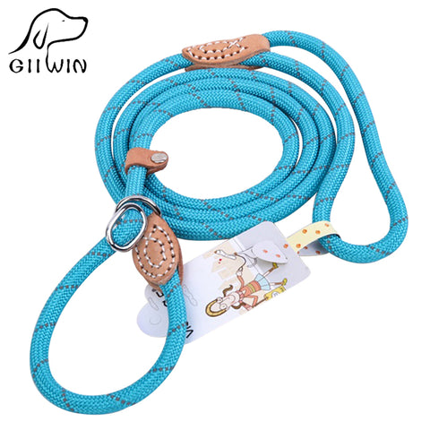 [TAILUP] Dog Rope Leash Collar combination in one