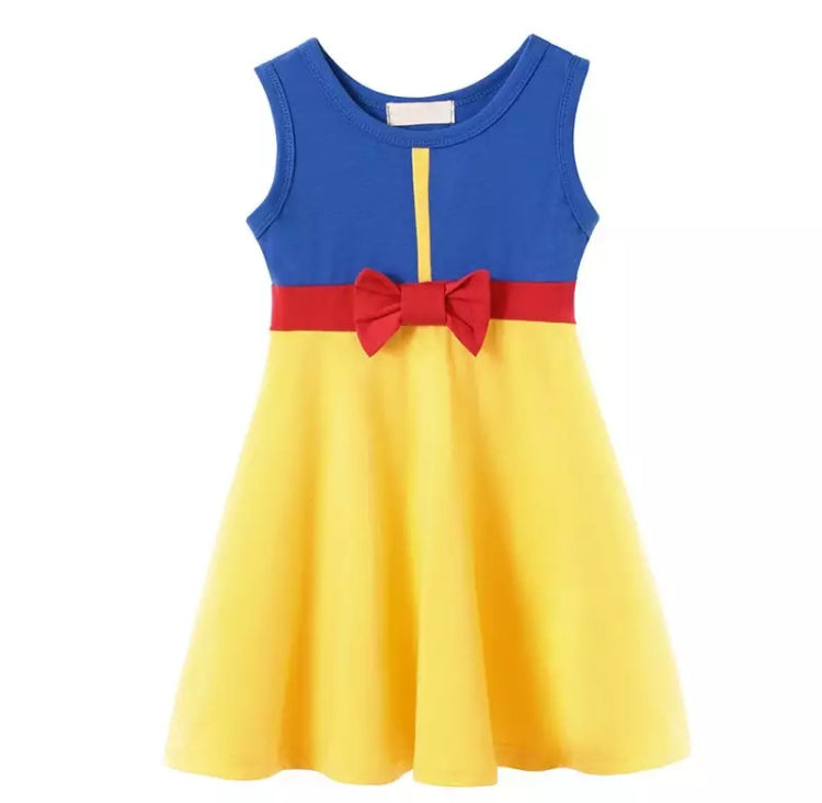 Character Inspired Snow White Dress