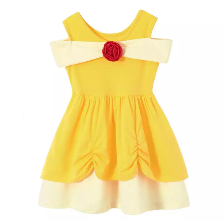 Character Inspired Belle Dress