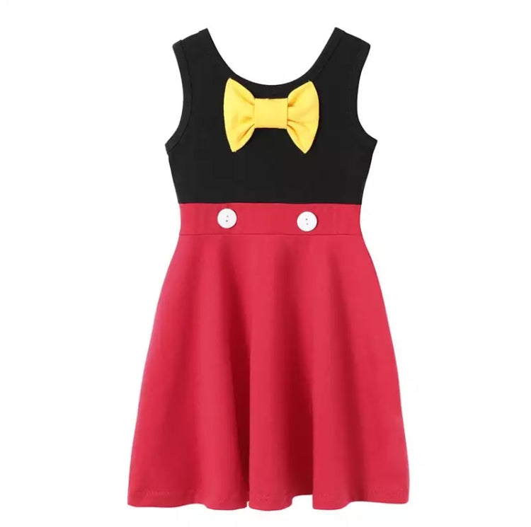 Character Inspired  Boy Mouse Dress