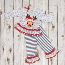 Reindeer Holiday Outfit