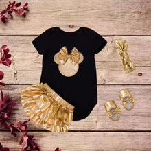 Character Inspired Girls Toddler Outfit