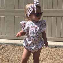 Magical Unicorn Romper