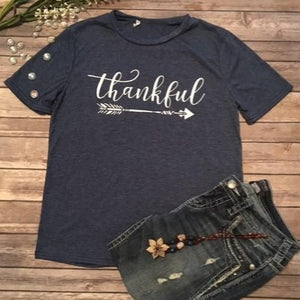 Thankful Inspirational Tee