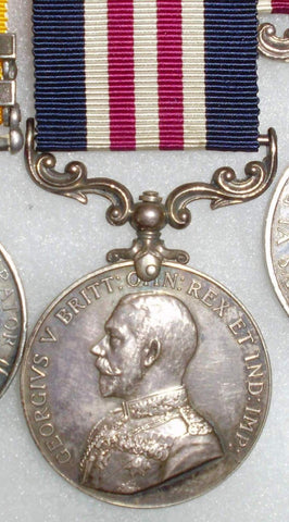 WWI Military Medal | Photo: WarRelics.eu