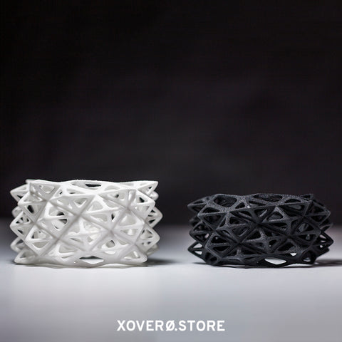 THE DEFENDER - 3d Printed Bracelet - Nylon