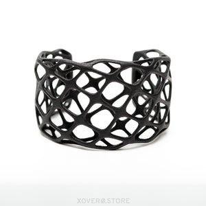 MATIC - 3d Printed Cuff - Nylon