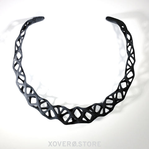 CUBIT - 3d Printed Necklace - Nylon