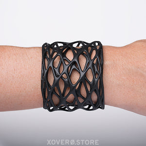 GALAXIE - 3d Printed Cuff - Nylon