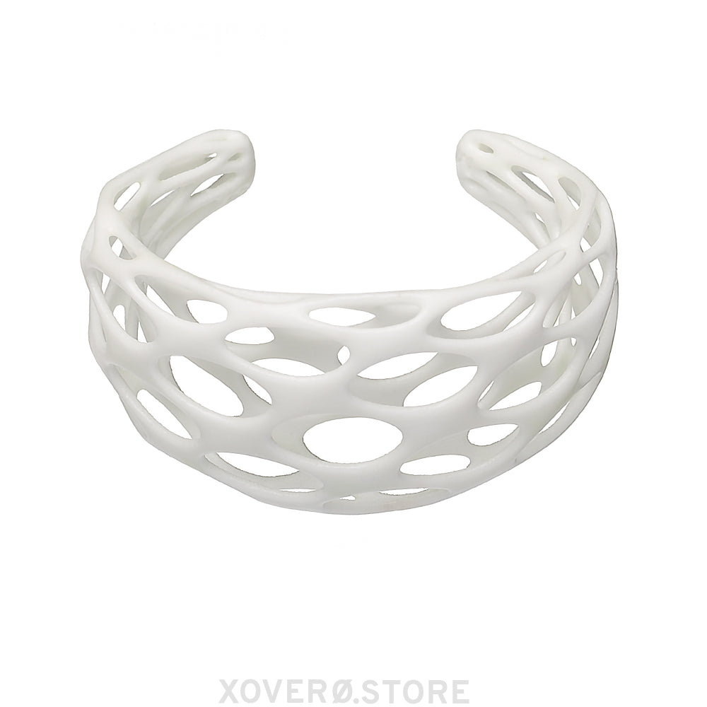 ORBIT - 3d Printed Cuff - Nylon