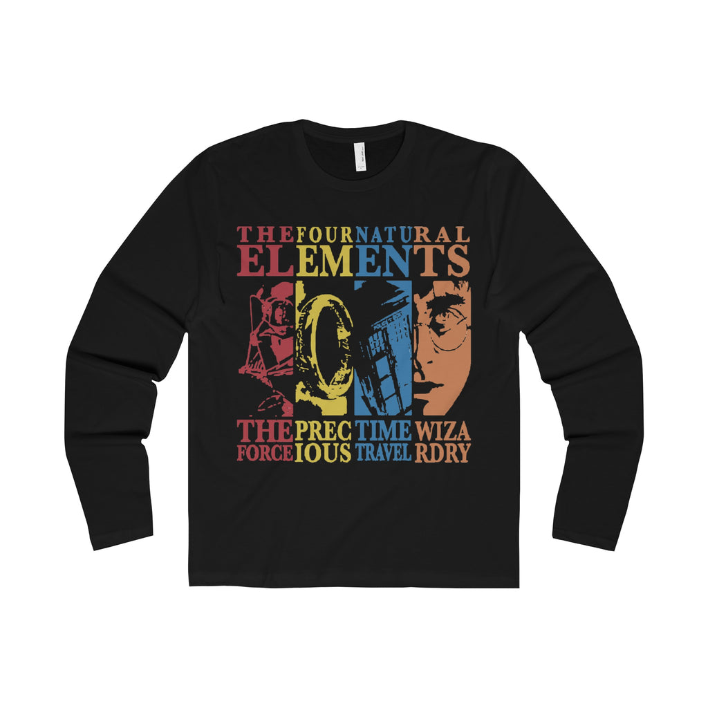 The Four Elements Long Sleeve Shirt