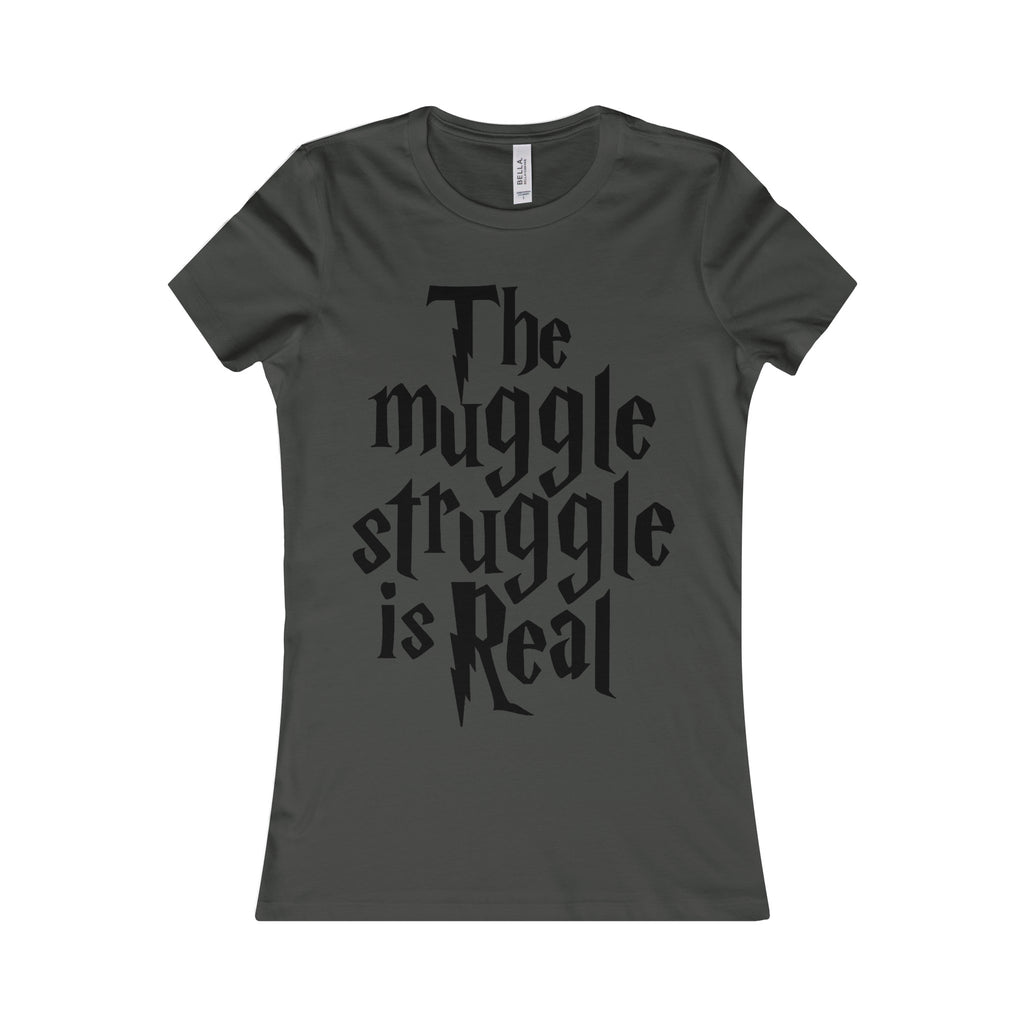 The Muggle Struggle Is Real Women's T-shirt