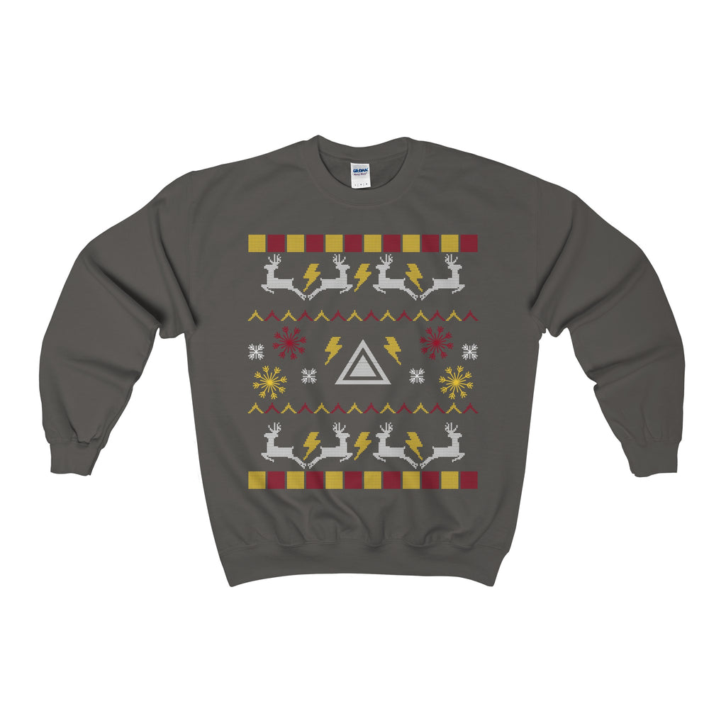 Harry Potter Ugly Christmas Sweatshirt - Adult Crewneck Sweatshirt