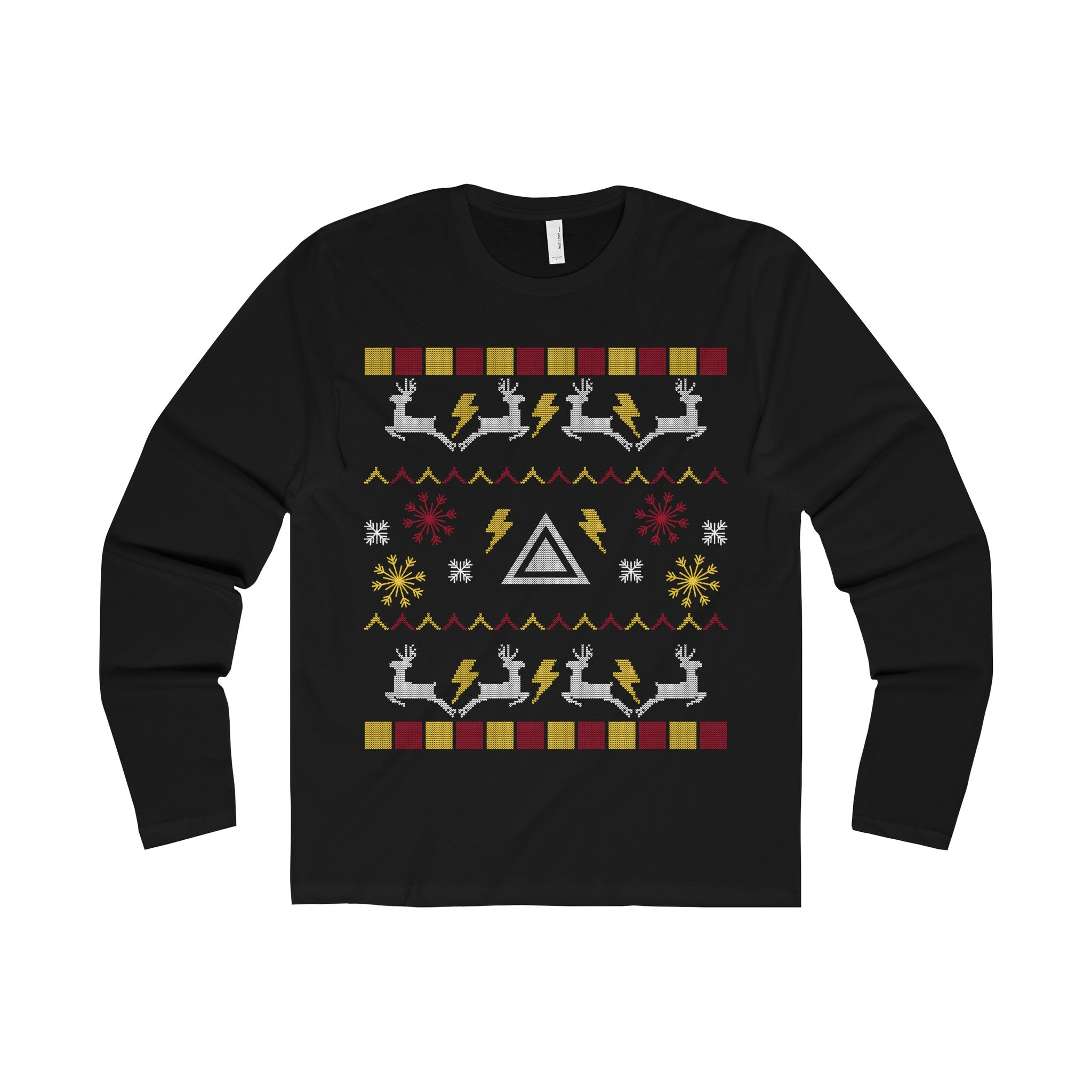 harry potter ugly christmas sweater long sleeve shirt - Harry Potter Ugly Christmas Sweater