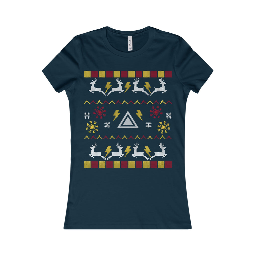 harry potter ugly christmas sweater womens t shirt