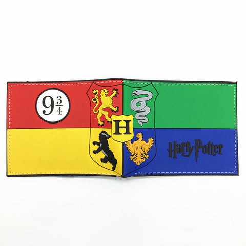 Harry Potter PVC Wallet