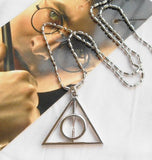 Potter Harry Necklace Jewelry