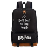 Harry Potter Hogwarts School Backpack