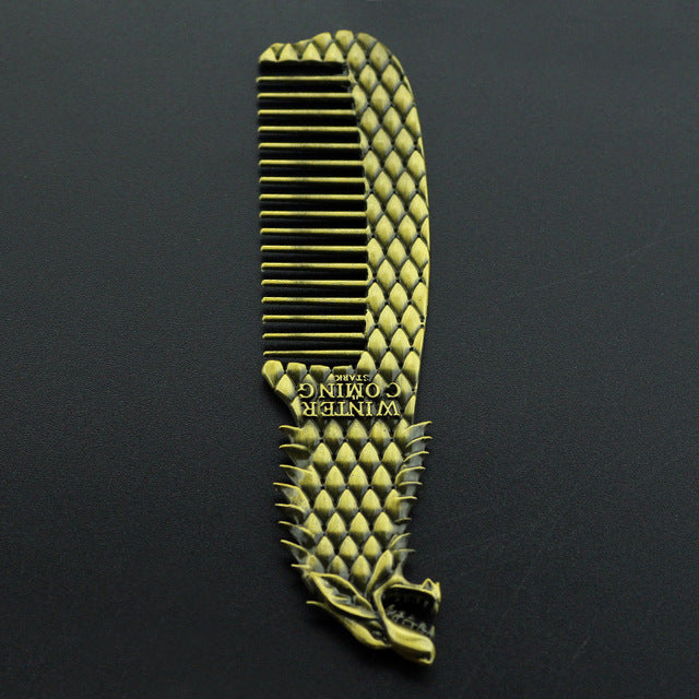 Hogwarts Hair Brush