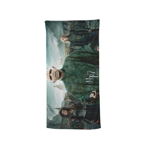 Lord Voldermort Army Beach Bath Towel
