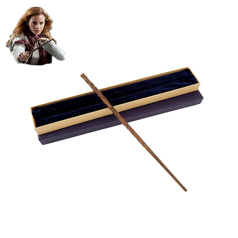 Hermione Granger Magic Wand - Metal Core