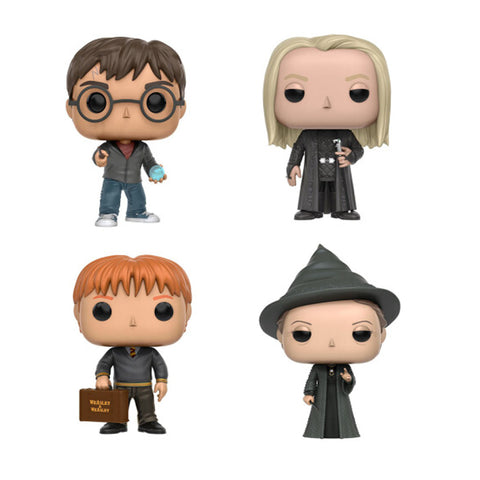 Harry Potter and The Philosopher's Stone Action Figures