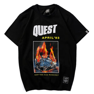 Ice Burning Tee