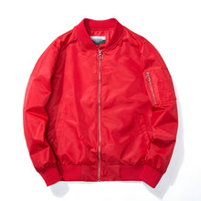 Red Rose Bomber Jacket