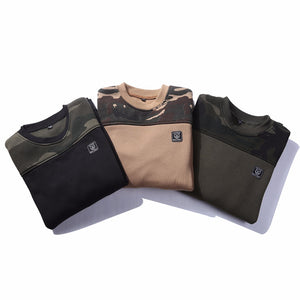 Safari Camo Sweatshirt