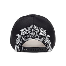 Cross Bandana Hat