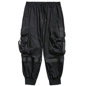Baggy Tech Parachute Pants