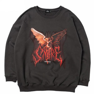 Red Angel Sweatshirt