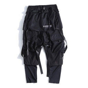 Tactical Strap Hanging Joggers