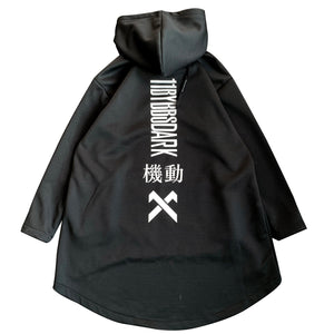 X Dash Extended Hoodie