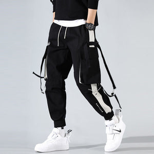 Strapped Flying Cargo Pants