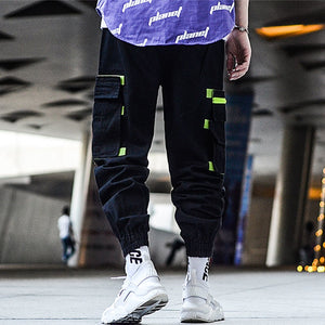 Urban Camouflage Joggers